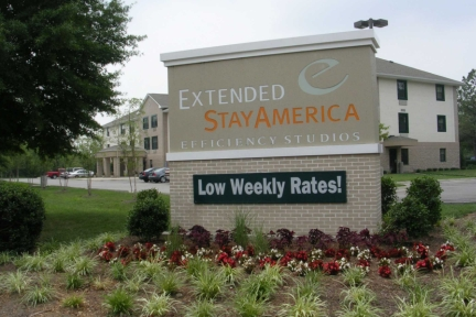 Exended Stay America pet-friendly