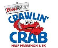 Crawlin Crab Logo thumb